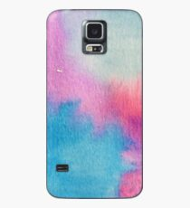 Watercolour abstract 1 Case/Skin for Samsung Galaxy
