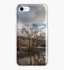 Llyn Padarn's other trees  iPhone Case/Skin
