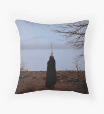 East Watch  Throw Pillow