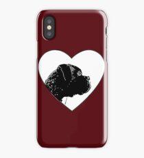 Love Boxer Dog iPhone Case