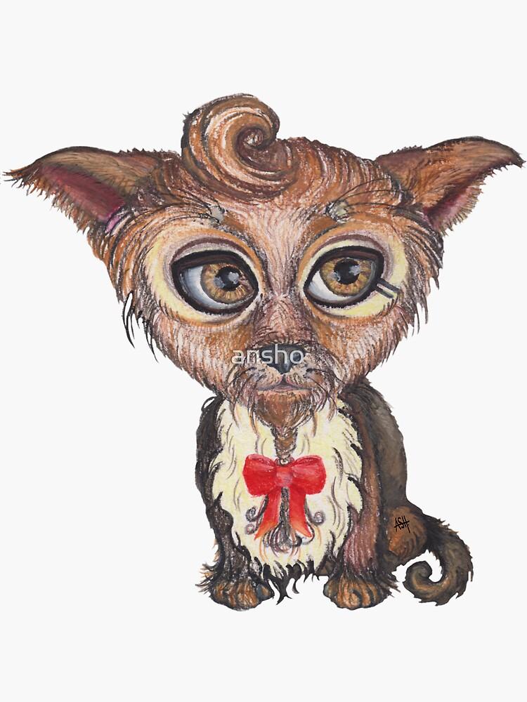 little teddy tazzletail von ansho