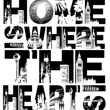 Home Is Where The Heart Is by febolton