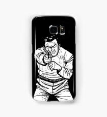 punk shooting range target Samsung Galaxy Case/Skin