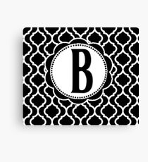 B Bootle Canvas Print