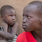 Refugee transit centre, Uganda by docophoto