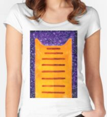 Cats Back Women's Fitted Scoop T-Shirt