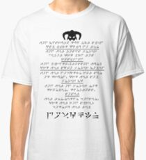 Prophecy of the Dragonborn Classic T-Shirt