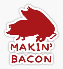 Bacon Lovers Sticker