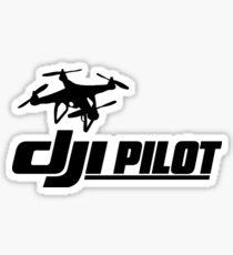 DJI Pilot Drone Sticker