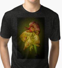 Amaryllis Tri-blend T-Shirt