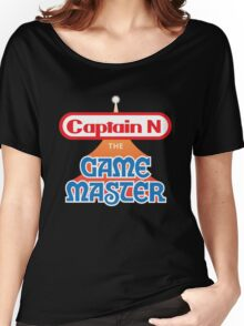 Captain N : The Game Master Women's Relaxed Fit T-Shirt