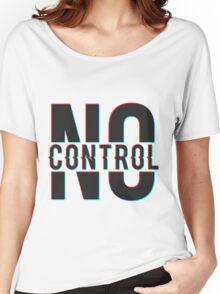 No Control 3D 1D Women's Relaxed Fit T-Shirt