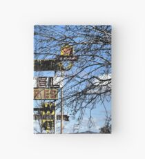 Route 66 New Mexico ~ Modern Ruins Hardcover Journal
