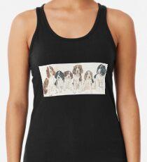 English Springer Spaniel Puppies Women's Tank Top