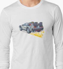 Camiseta de manga larga D.M.C OUTATIME