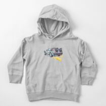 D.M.C OUTATIME Toddler Pullover Hoodie