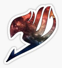 Fairy Tail Space Symbol Sticker