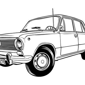 Lada VAZ 2101 by sologfx