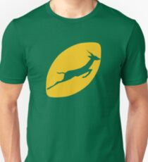 Rugby South Africa Unisex T-Shirt