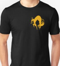 Metal Gear Solid - FOX Logo Unisex T-Shirt