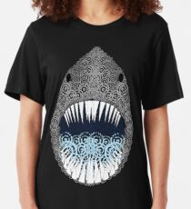 Shark Attack Slim Fit T-Shirt