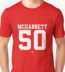 Steve McGarrett football jersey 50 Unisex T-Shirt