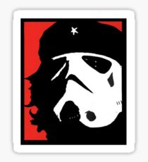 Che Guevara Stormtrooper Sticker