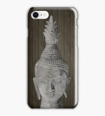 Buddha head iPhone Case/Skin