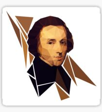 Frederic Chopin Sticker
