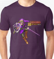 The Legend of Waluigi: Wah Force Hero Slim Fit T-Shirt