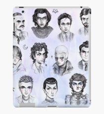 My Science Fiction Boyfriends iPad Case/Skin