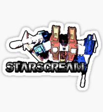 Starscream ! Sticker