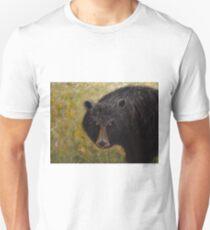 Great Smoky Mountains Black Bear Portrait Unisex T-Shirt