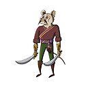 Mouse Swordsmen by Skulldixon