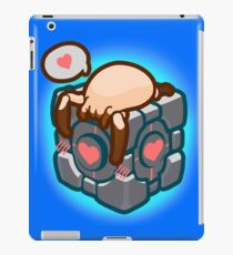 Match Made in Black Mesa iPad Case/Skin