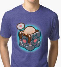 Match Made in Black Mesa Tri-blend T-Shirt
