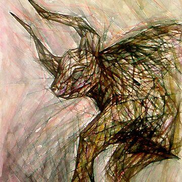 The Raging Bull (Taurus) by lenikae