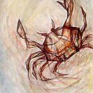 The Crab (Cancer) by Leni Kae