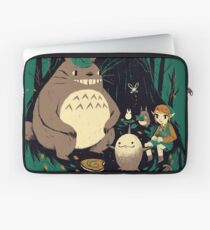 spirits of the forest Laptop Sleeve
