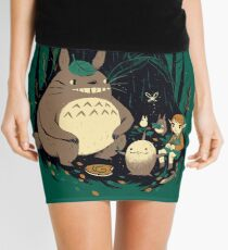 spirits of the forest Mini Skirt
