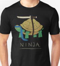ninja - blue T-Shirt