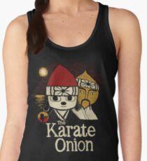 the karate onion Women's Tank Top