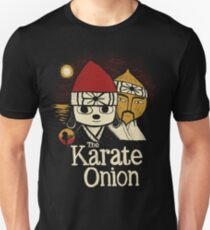 the karate onion Unisex T-Shirt