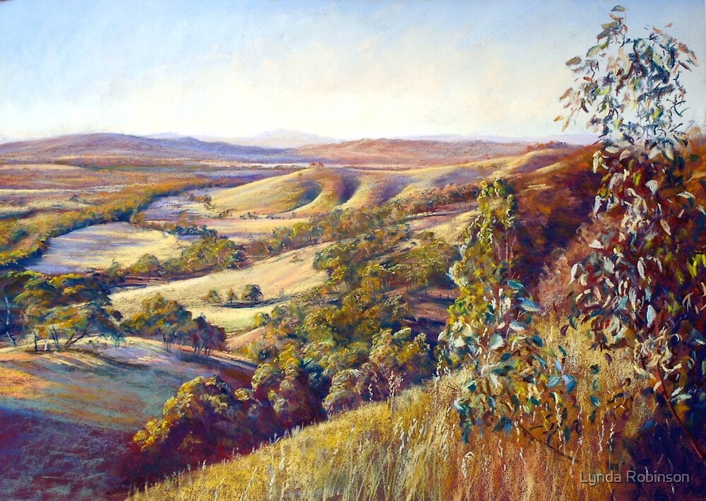 Towards Puckapunyal by Lynda Robinson