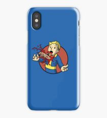 Vault Burster iPhone Case