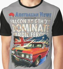 Ford Falcon XY GTHO Phase III (nostalgic) © Graphic T-Shirt