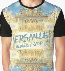 Versailles Is Always A Good Idea Golden Gate Graphic T-Shirt