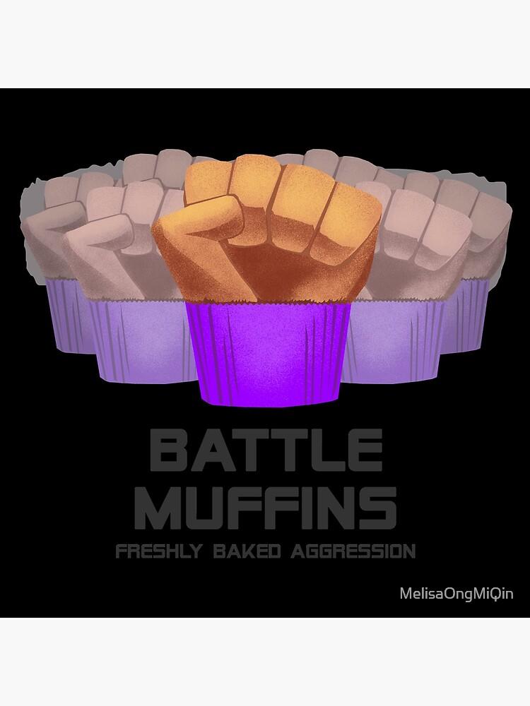 Miscellaneous - battle muffins de MelisaOngMiQin