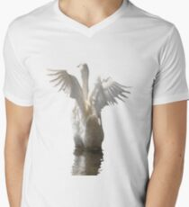 Like A Duck Takes To Water Vector T-Shirt