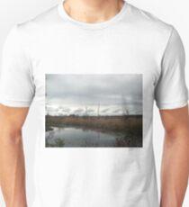 Cookie Cutter Clouds Unisex T-Shirt